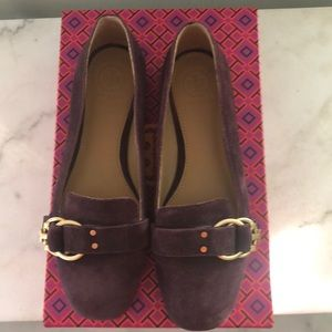 8d22fe29b Tory Burch Shoes - TORY BURCH Marsden loafer Malbec